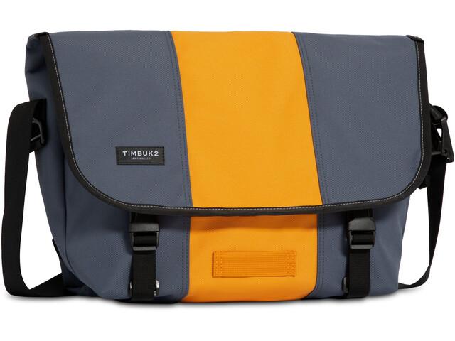 Timbuk2 Classic Bolsa de mensajero XS, gris/naranja